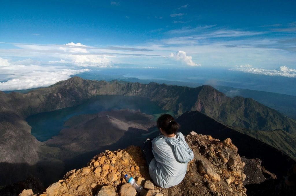 Photo credit: Trekking Rinjani via Visual hunt