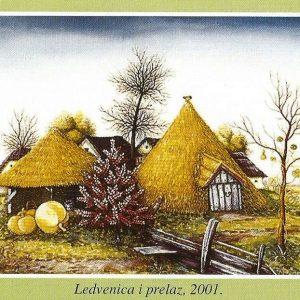 Ledvenica, Petar Petrović, 2001.