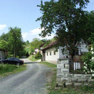 Jagnjedovečka glavna cesta