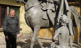 Ždalski kipar stvara čudesan svijet od armiranog betona