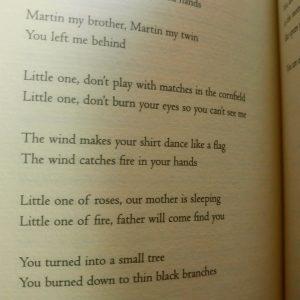 Lullaby for Martin Shannon Bramer